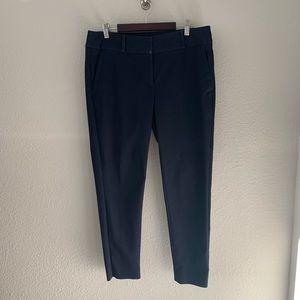 LOFT | Navy Blue Julie Skinny Dress Pants
